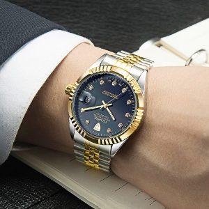 自 動 機 械 手 錶