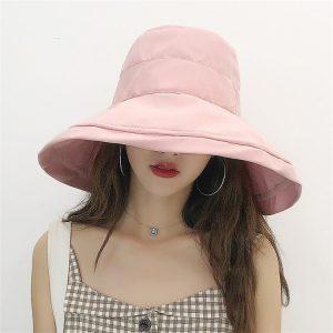 夏 季 美 帽
