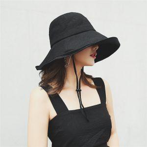 防 曬 遮 陽 帽