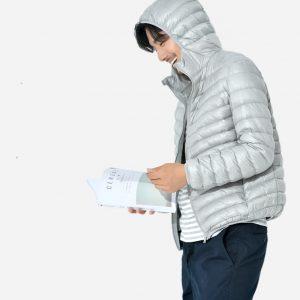 男裝羽絨衣