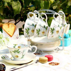 歐 式 茶 具