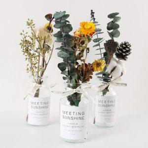 手工乾燥花