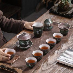 茶 具 套 組