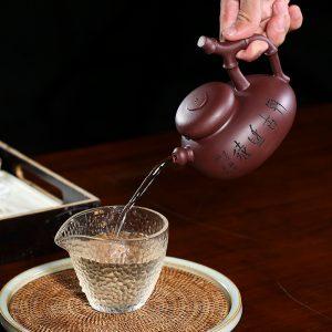手 作 茶 壺