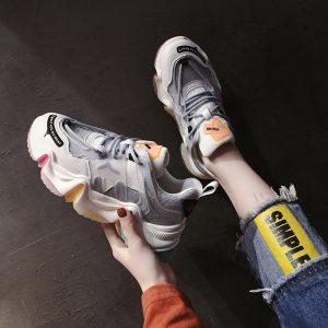 老爹鞋/厚底鞋/運動鞋